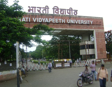migration in bharati vidyapeeth college